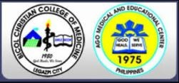 Ago Medical and Educational Center Bicol Christian College of Medicine