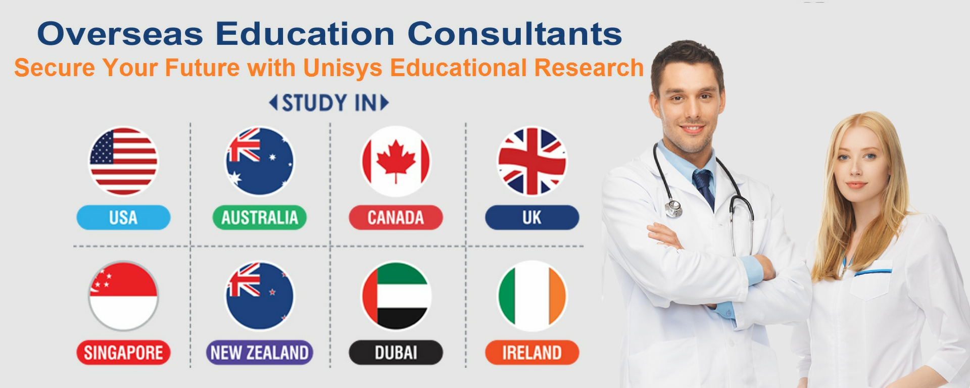 Reason Why Student Should Approach Overseas Education Consultants to Study Abroad