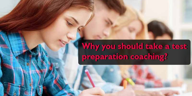 Is it necessary to take a test preparation coaching?